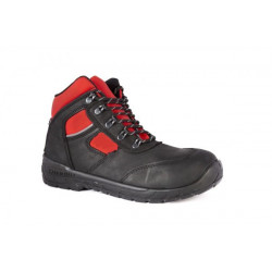 Calzatura S3 certificata, calzatura 118, scarpa certificata, scarpa con puntale, scarpa con lamina, 118, Anpas, Misericordia.